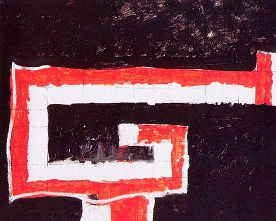 Composizione.-Fiore-Fantastico,-1941