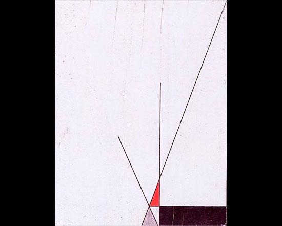 Ritmo-(Fili-astratti-su-fondo-bianco),-1931