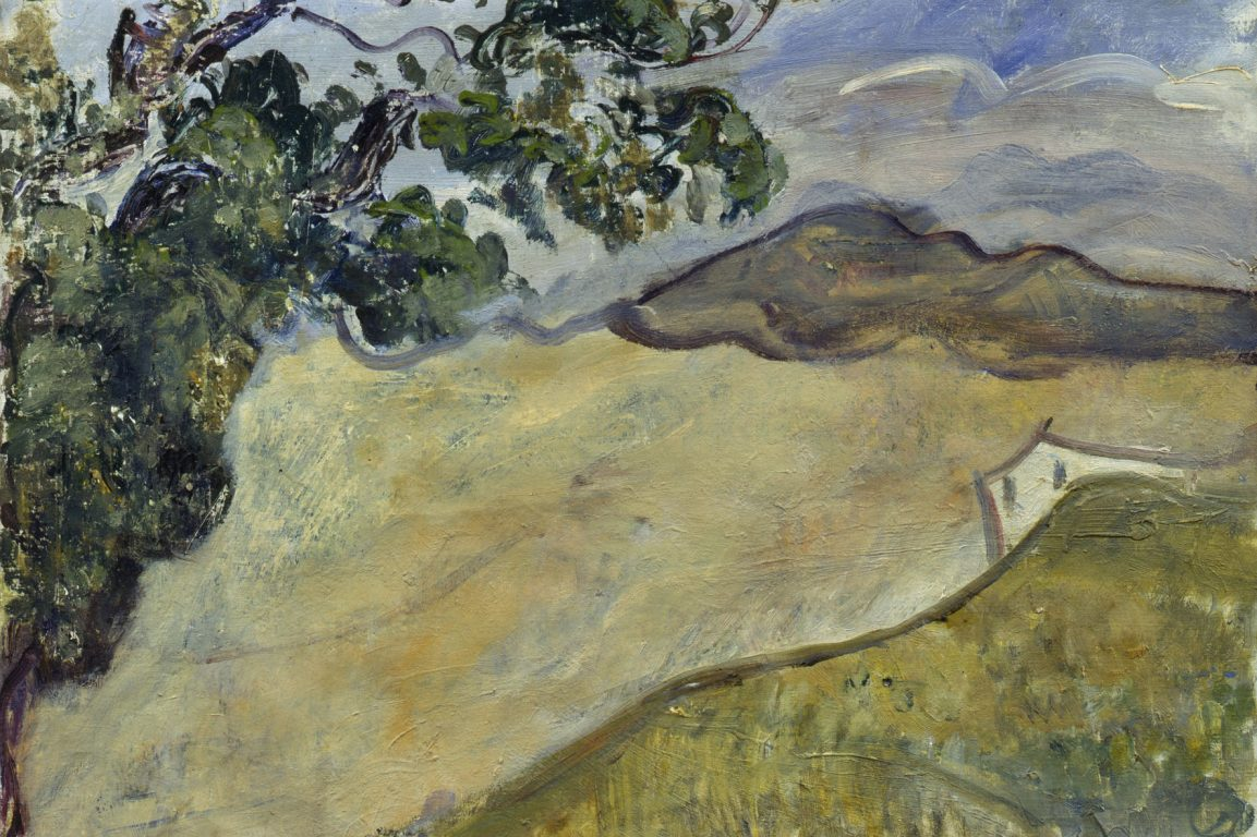 Paesaggio, 1927